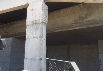 אתר בנייה לפני תחילת עבודה של חברת שחר צדיק