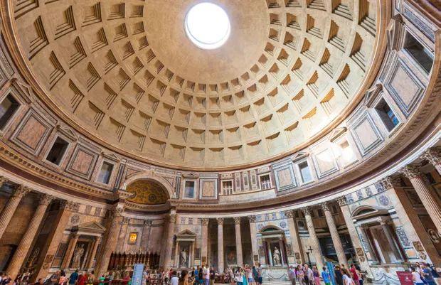 הפנתיאון, רומא
