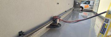 ניסור חומת בטון בראש העין - שחר צדיק מומחים לניסור וקידוח בטון